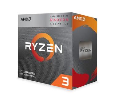 AMD Ryzen 3 3200G 3.6GHz Socket AM4 Suoritin