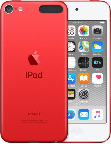 Apple iPod Touch 32GB - (PRODUCT) Red