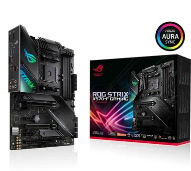 ASUS ROG Strix X570-F Gaming ATX Hovedkort