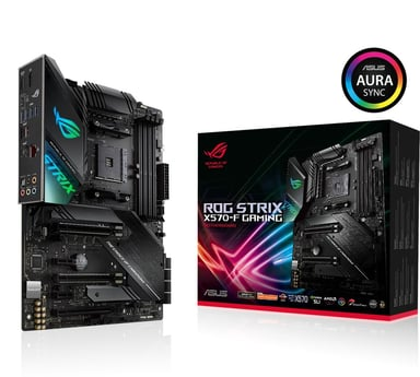 ASUS ROG Strix X570-F Gaming ATX Moderkort