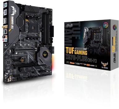 ASUS TUF Gaming X570-Plus WiFi ATX Moderkort