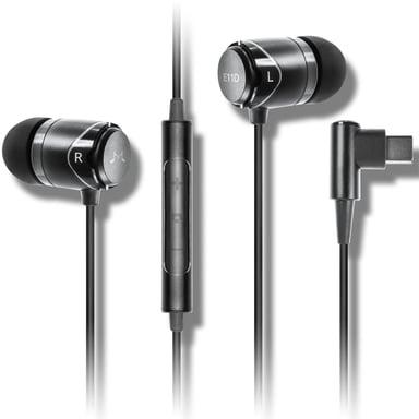 SoundMagic E11D In-Ear USB-C Earphones With DAC