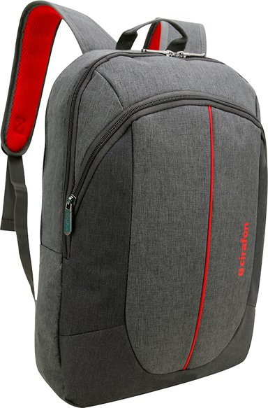 Cirafon Backpack Grey 15.6""