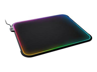 Steelseries Qck Prism Cloth M Musemåtte med lys