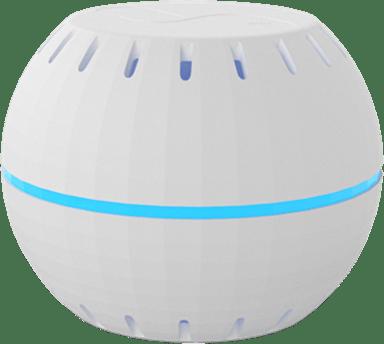 Shelly WiFi termometer och luftfuktighetssensor
