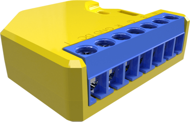 Shelly RGBW2 LED-kontroller med 4 kanaler