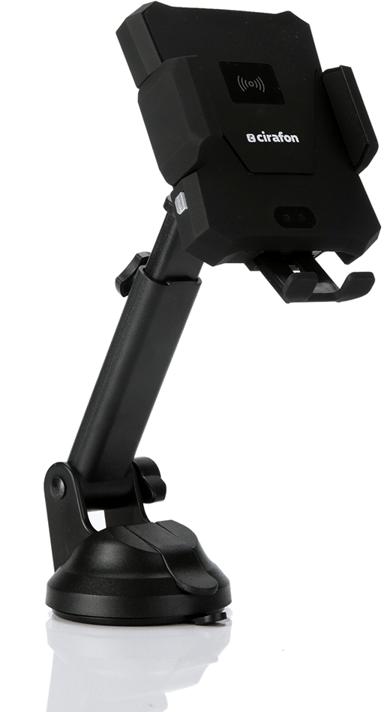Cirafon Car Holder Wireless Charging Sensor DCH-W15-11 null