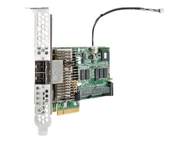 HPE Smart Array P441/4GB with FBWC #demo