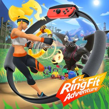 Nintendo Ring Fit Adventure Nintendo Switch