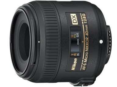 Nikon AF-S DX 40/2.8 G