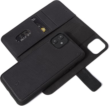 Decoded Detachable Wallet iPhone 11 iPhone Xr Svart
