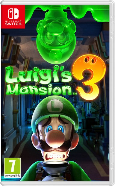 Nintendo Luigi'S Mansion 3 Nintendo Switch
