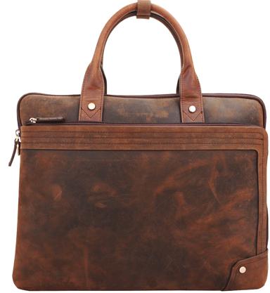 "Cirafon Leather Indiana 15.6"" Lær"