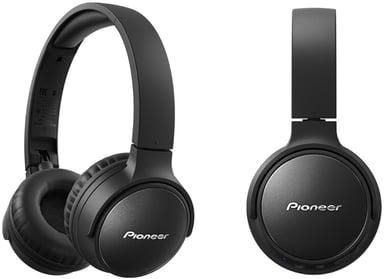 Pioneer S6 Wireless NC Over-Ear Sort