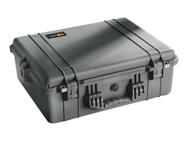 Peli 1600 No Foam Svart