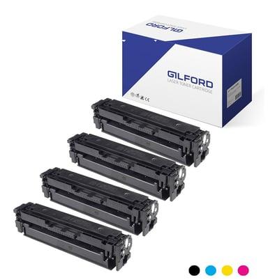 Gilford Toner Kit (B/C/M/Y) - Clj Pro M252/M277 #Kit null