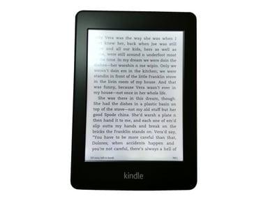 """Amazon Kindle Paperwhite #demo 6"""" 32GB 32GB Musta"""