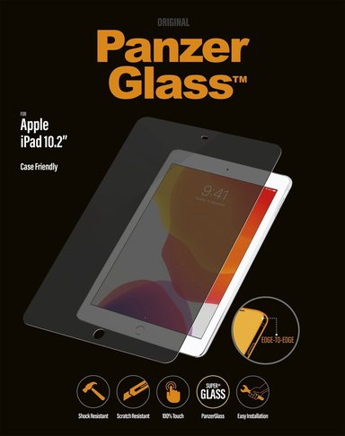 "Panzerglass Case Friendly iPad 2019 iPad 2020 10.2"""