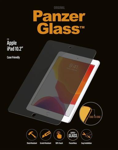 Panzerglass Case Friendly iPad 2019 iPad 8th gen (2020) iPad 9th Gen (2021)