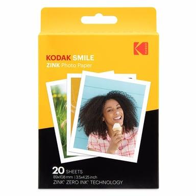 Kodak Zink 3x4 20 Sheets