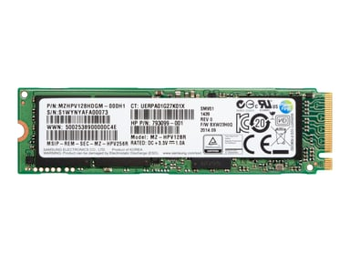 HP Z Turbo Drive G2 0.5TB M.2 PCI Express 3.0 x4 (NVMe)