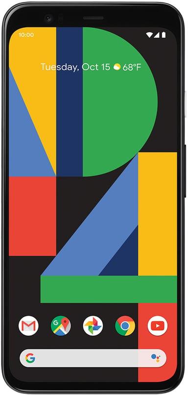 Google Pixel 4 64GB Enkele sim Gewoon zwart