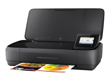 HP Officejet 250 Mobile All-in-One #demo