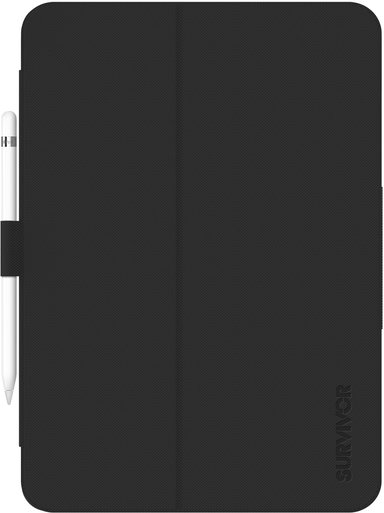 Griffin Survivor Tactical iPad 7th gen (2019); iPad 8th gen (2020) Svart