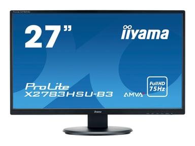 """Iiyama ProLite X2783HSU-B3 27"""" 1920 x 1080 16:9"""