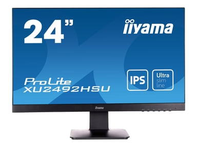 "Iiyama ProLite XU2492HSU-B1 23.8"" 1920 x 1080 16:9"