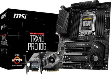 MSI TRX40 Pro 10G ATX Moederbord