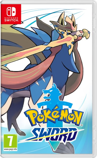 Nintendo Pokemon Sword Nintendo Switch