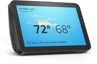Amazon Echo Show 8 Black null