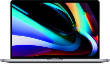 Apple MacBook Pro (2019) Rymdgrå Core i7 16GB 512GB 16""