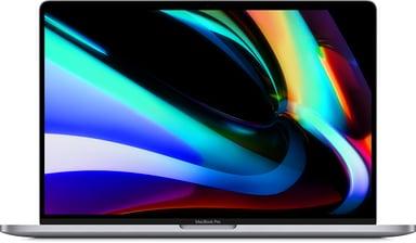 "Apple MacBook Pro (2019) Tähtiharmaa Core i7 16GB 512GB 16"""