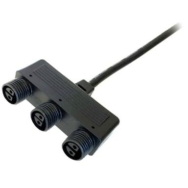LightsOn Branch Connection 3 Socket