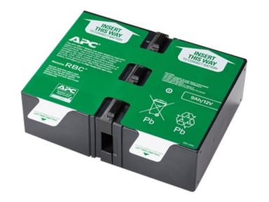 APC Replacement Battery Cartridge #124 null