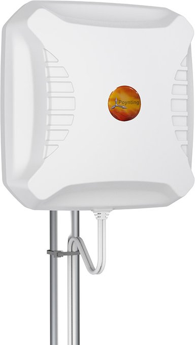 Poynting Riktantenn XPOL-2-5G LTE Mimo 11Dbi 698-3800 MHz null