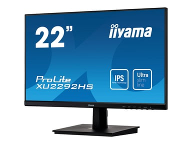 "Iiyama ProLite XU2292HS-B1 22"" 1920 x 1080 16:9"