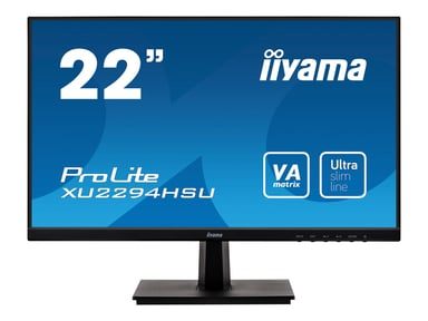 "Iiyama ProLite XU2294HSU-B1 22"" 1920 x 1080 16:9"