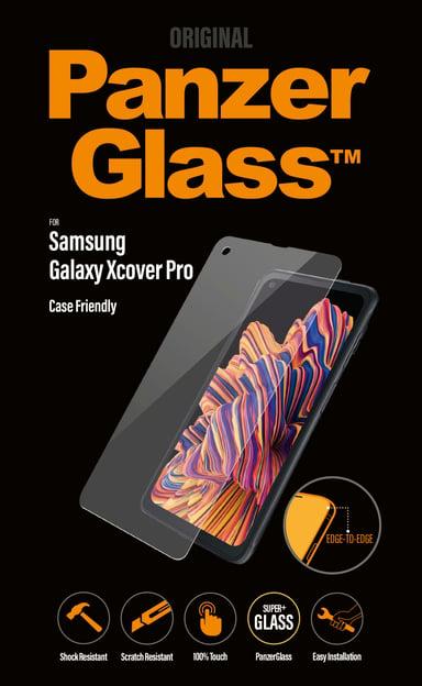 Panzerglass Samsung Galaxy Xcover Pro Case Friendly Samsung Galaxy Xcover Pro