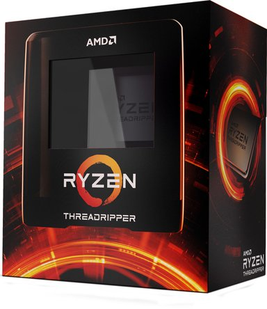 AMD Ryzen ThreadRipper 3990X 2.9GHz Socket sTRX4 Prosessor