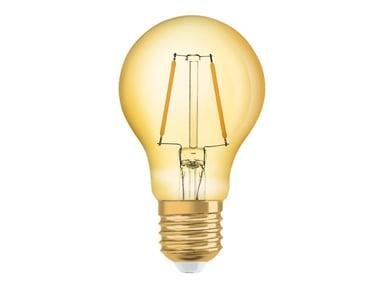 Osram Vintage LED 1906 22W 825 Filament Guld E27 null