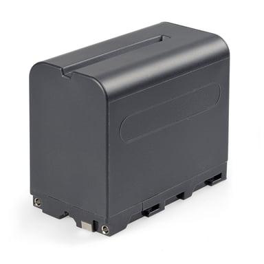 NANLITE Battery NP-F TYPE 6000mAh