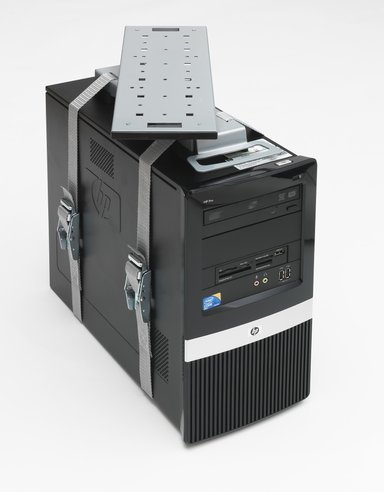 Matting Bundy 3 CPU-hållare null
