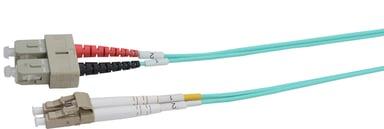 Prokord Fiber Om3 LC-SC 50/125 Duplex MM 1.0M SC/UPC LC/UPC OM3 1m 1m
