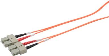 Prokord Fiber Om1 SC-SC 62.5/125 Duplex MM 1.0M SC/UPC SC/UPC OM1 1m 1m