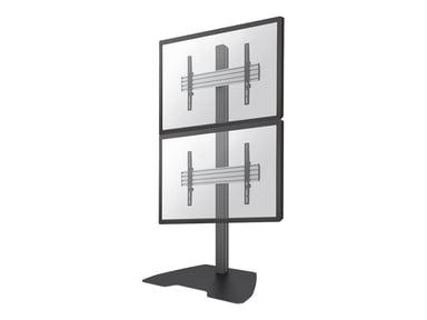 "Newstar Neomounts Pro Videowall Floor Stand - 32-65"" - Svart"
