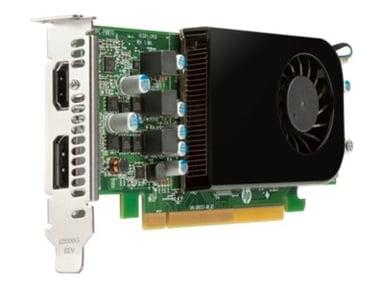 HP AMD Radeon RX 550X