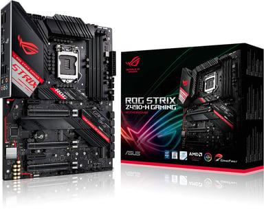 ASUS ROG STRIX Z490-H GAMING ATX Emolevy
